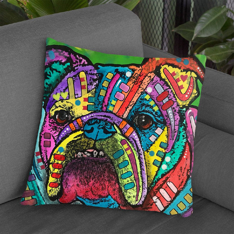 Steele Throw Pillow By Dean Russo