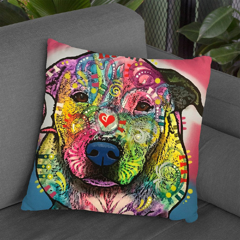 Goobers Throw Pillow By Dean Russo