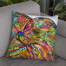 Seal Throw Pillow By Dean Russo