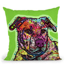 Look Of Love Throw Pillow By Dean Russo