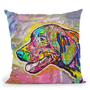 Sport Throw Pillow By Dean Russo