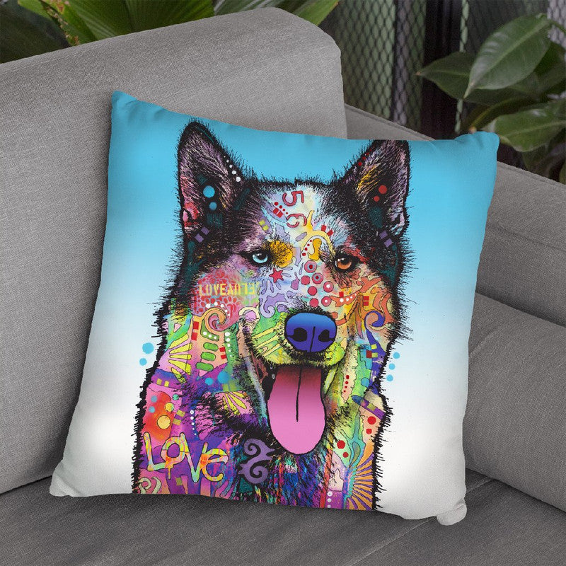 Yukon Throw Pillow By Dean Russo