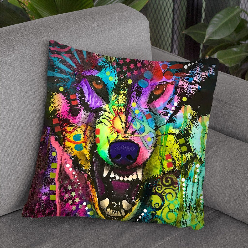 After You Throw Pillow By Dean Russo