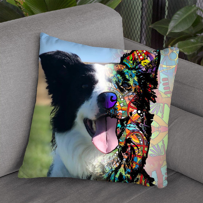 Cole Fisher Throw Pillow By Dean Russo