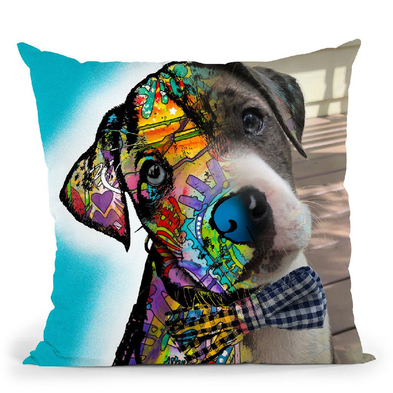 Ferdinand Throw Pillow By Dean Russo