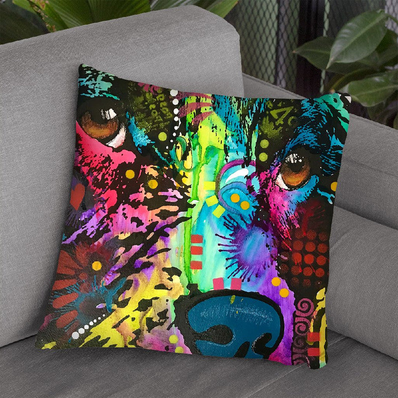 Reflections Throw Pillow By Dean Russo