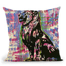 Regal Throw Pillow By Dean Russo