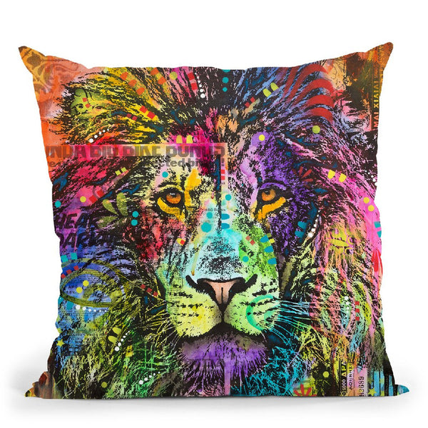 Reserve Throw Pillow By Dean Russo