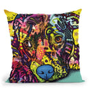 Hold Your Heart Throw Pillow By Dean Russo