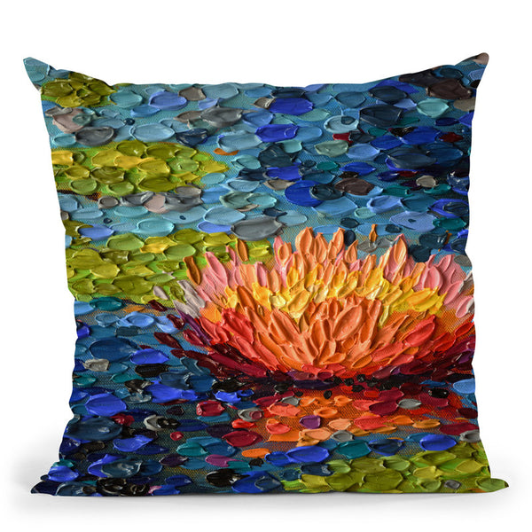 Loves True Inspiration Throw Pillow By Dena Tollefson