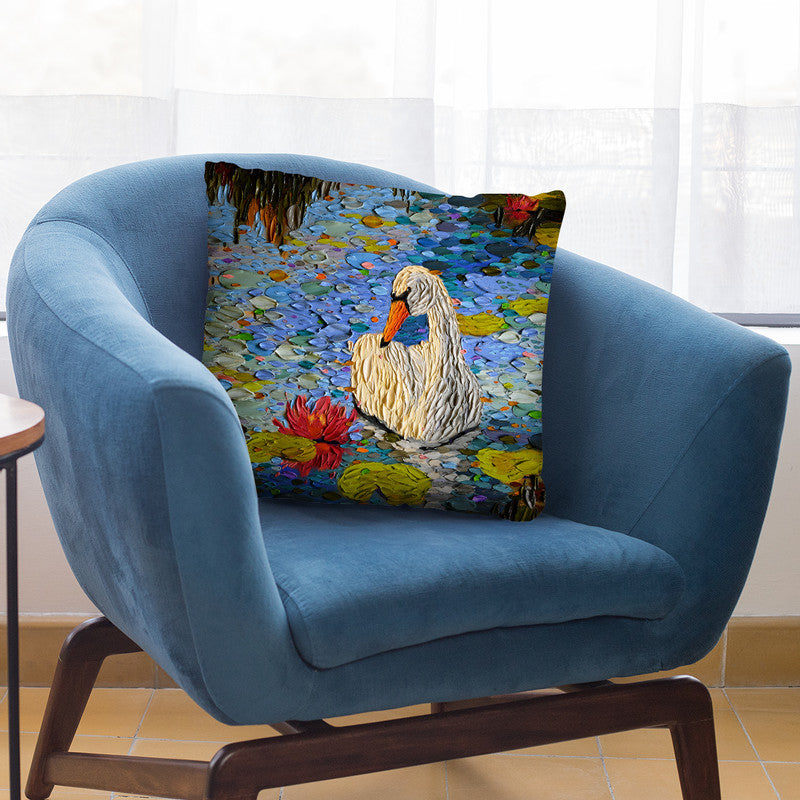 Spring Awakening Throw Pillow By Dena Tollefson