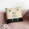 Le Bark Square 12X12 Throw Pillow By Emily Adams