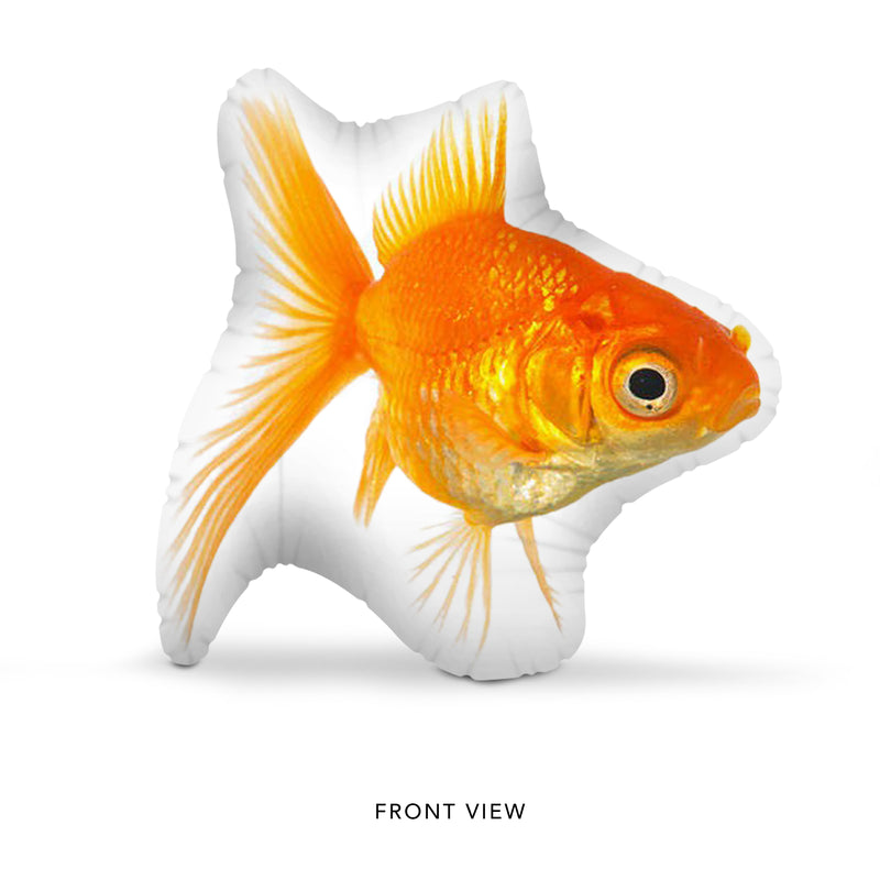 Custom Shaped Fish Pillows from Lifelike Pillows