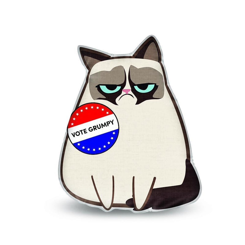 DEMOCRACY GRUMPY