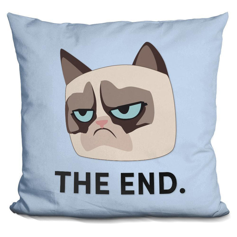 THE END-GRUMPY CAT