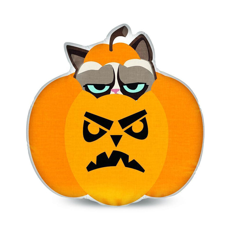 NOT SCARY PUMPKIN Pillow