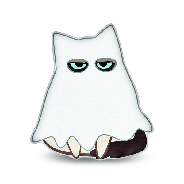 Boo Booo Throw Pillow