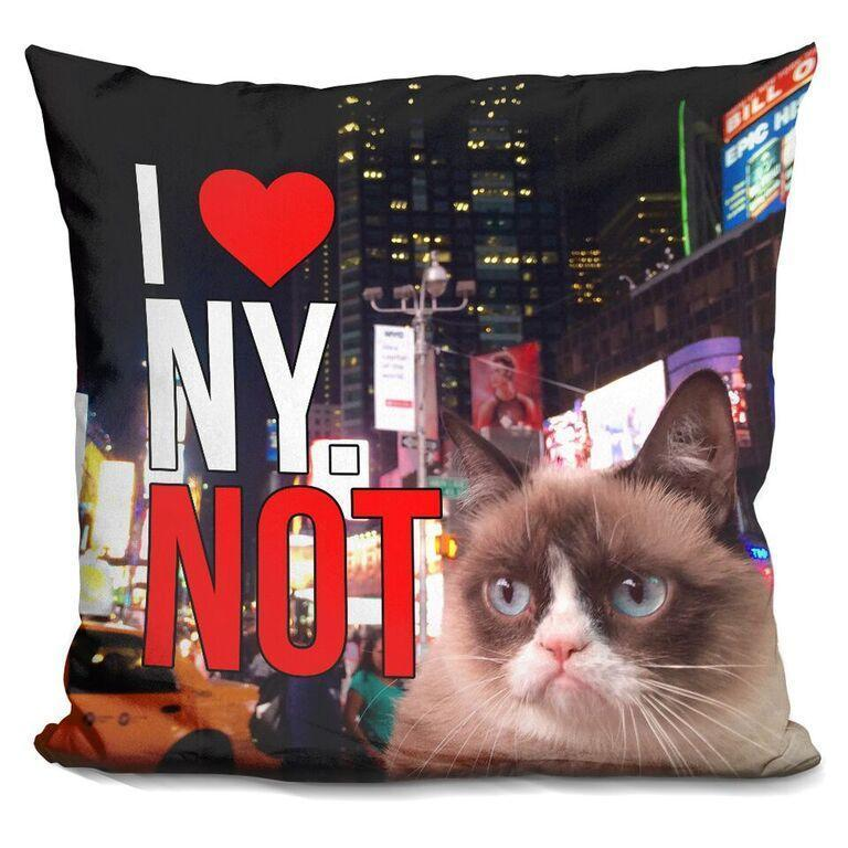I Love NY. NOT Pillow
