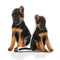 Personalized German Shepherd Pillow