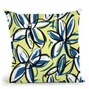 Wild Garden Three Throw Pillow By Image Conscious - by all about vibe