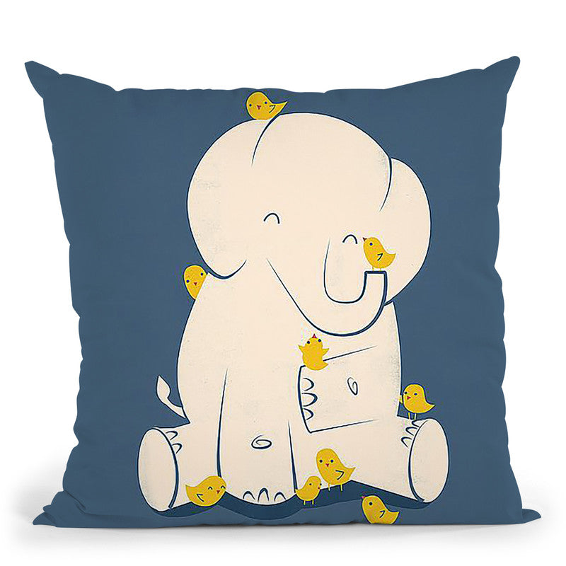 Big Mama Throw Pillow By Image Conscious - by all about vibe