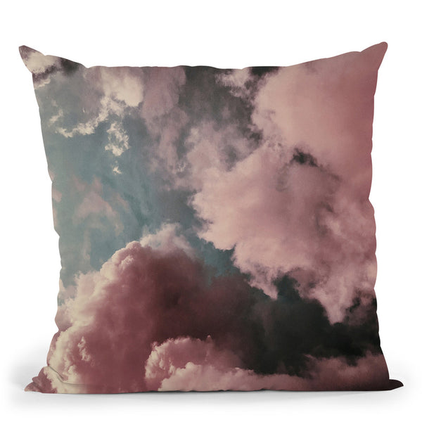 Lucy In The Sky Throw Pillow By Image Conscious - by all about vibe