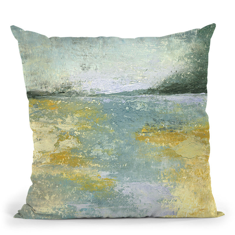 Subtleores, Morning Memories Throw Pillow By Image Conscious