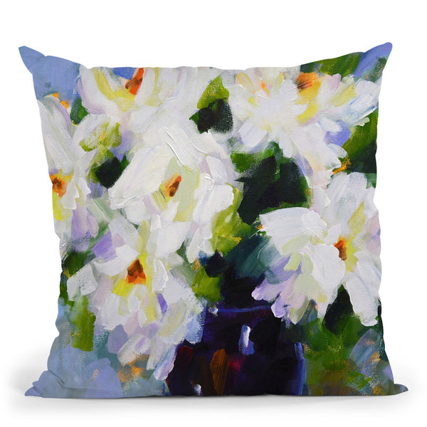 Sage Eucalyptus No 2 Throw Pillow By Image Conscious - by all about vibe