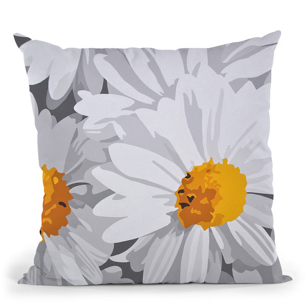 Fresh Hope Throw Pillow By Image Conscious - by all about vibe