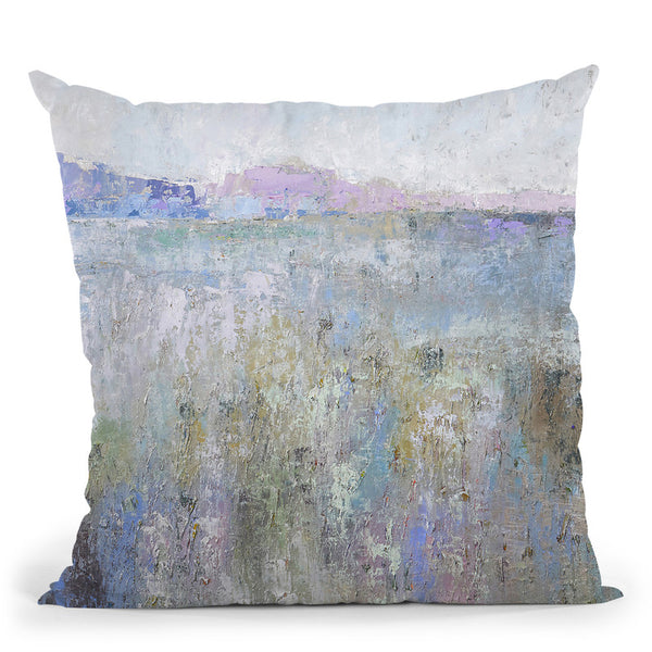 Paysage Thirteen Throw Pillow By Image Conscious - by all about vibe