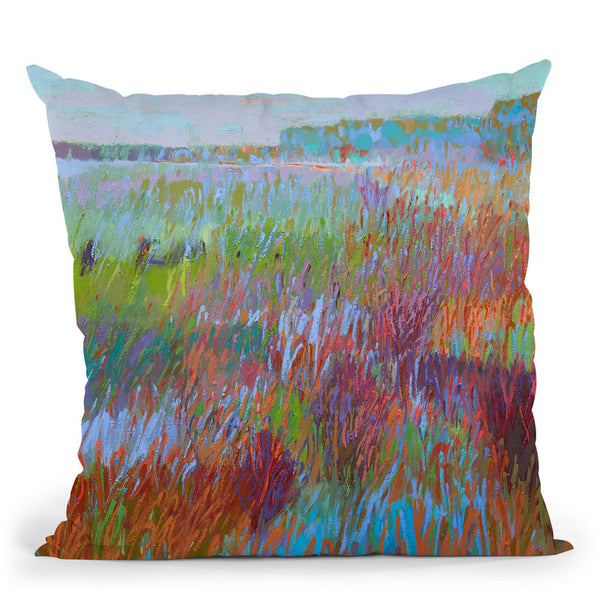 Color Field No 71 Throw Pillow By Image Conscious - by all about vibe