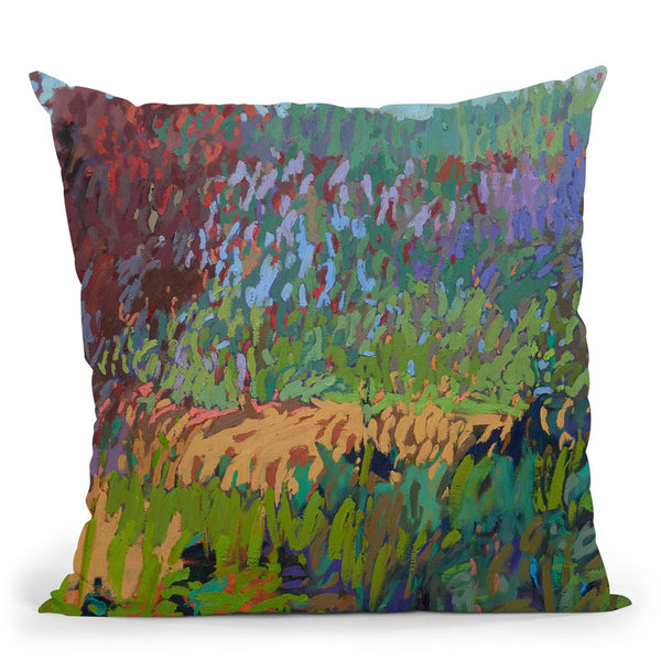 Color Field No 72 Throw Pillow By Image Conscious - by all about vibe