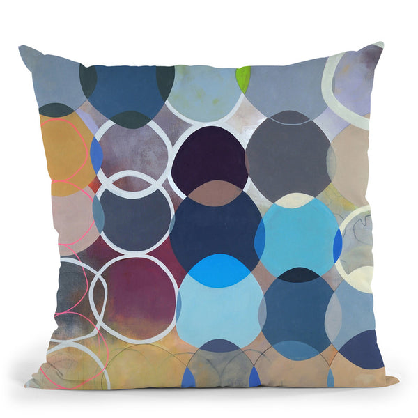 Which Way The World Turns Throw Pillow By Image Conscious - by all about vibe