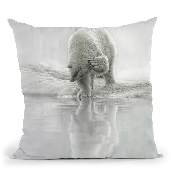 How Do I Look Throw Pillow By Image Conscious - by all about vibe