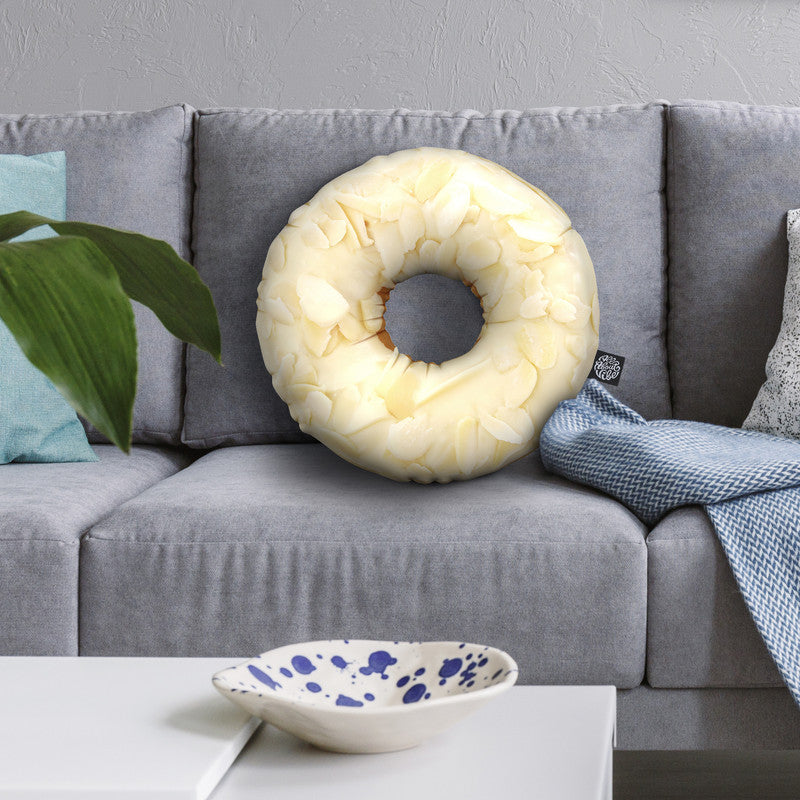 Donut Iii Throw Pillow By All About Vibe