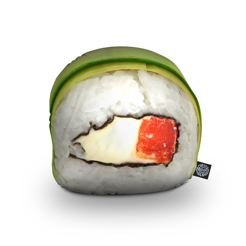 Sushi I Throw Pillow By All About Vibe