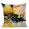 End Of The Rainbow Ii Throw Pillow By Jan Griggs