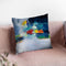 Time And Space Throw Pillow By Jan Griggs
