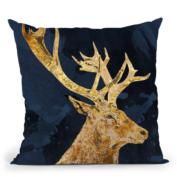 Ready To Run Throw Pillow by Jodi Pedri