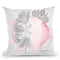 Tutu Piggy Throw Pillow by Jodi Pedri