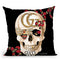 Beelieve In Gg Throw Pillow by Jodi Pedri