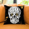 To The Bone Throw Pillow by Jodi Pedri