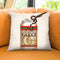 Things Go Better Throw Pillow by Jodi Pedri