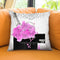 Magnifique Throw Pillow by Jodi Pedri