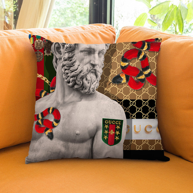 Apollo Throw Pillow By Jodi Pedri - by all about vibe