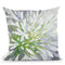 Cleome Splash Ii Throw Pillow By Julia Purinton