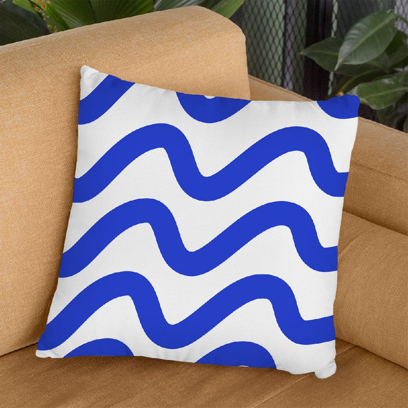 Abstract Iii Throw Pillow By June Journal