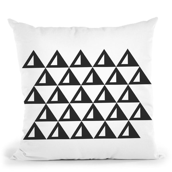 Geometric I Throw Pillow By June Journal