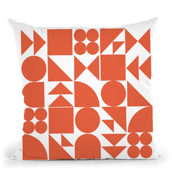 Geometric Iii Throw Pillow By June Journal