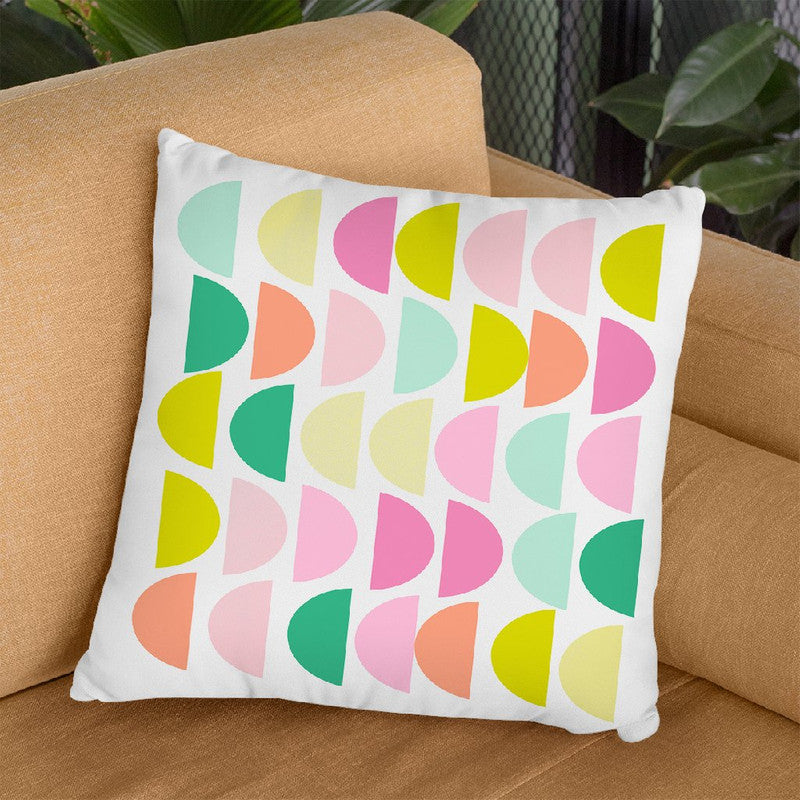 Geometric Iv Throw Pillow By June Journal